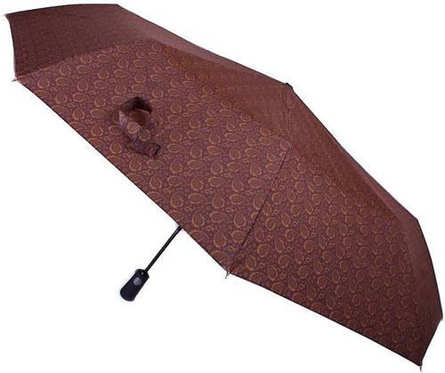 Классический мужской зонт с большим куполом, полный автомат ZEST (ЗЕСТ) Z43962-13. Антиветер
