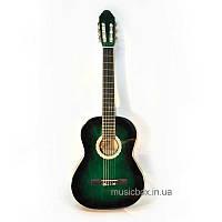 Гитара классическая c нейлоновыми струнами  Bandes CG 851 GLS 39''