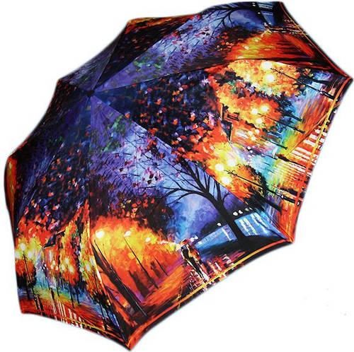 Зонт женский полуавтомат, антиветер ZEST (ЗЕСТ) Z236255-09