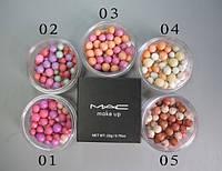 Румяна-шарики MAC make up 22 g ROM /0-3
