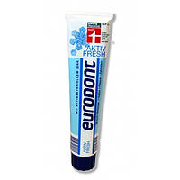 Зубная паста Eurodont Aktiv Fresh 125ml.активная свежесть.Германия.