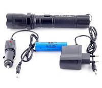 Электрошокер 1102 Скорпион (Шокер-фонарик) + Прикуриватель+Аккумулятор