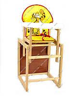 Детский стульчик-трансформер VIVAST, арт. 102
