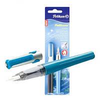 Ручка перьевая Pelikano перо М цветные