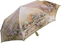 Эксклюзивный, сатиновый зонтик для женщин, полный автомат, антиветер ZEST Z239444-69