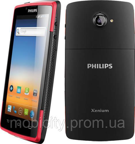 Philips Xenium W - характеристики, игры и программы