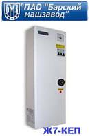 Котлы электрические ТермоБар Ж7-КЕП 6 кВт 220В (3 тэна 2+2+2 кВт)