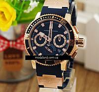 Часы мужские ulysse nardin marine diver chronograph