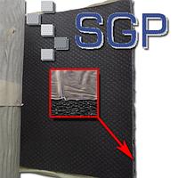 Шумоизоляция,теплоизоляция FLEX I армированный изолоном; упаковка 2,4 м²