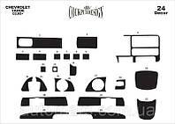 Накладки на панель Chevrolet Tahoe (1995+)