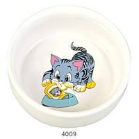 Миска  керамическая для кошек/дт