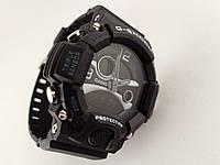 Часы мужские G-Shock - AVIO, черные с белым, матовые