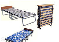 Кровать раскладная «Комфорт» на ламелях