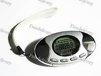 Педометр - счетчик шагов, калорий, LCD, настраиваемый