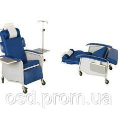 2077 — Диализный донорский стол-кресло (1 электромотор)