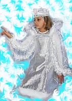Карнавальные  костюмы для детей Зима, Снежная королева
