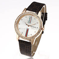 Часы женские Womage Gucci  black