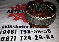 Статор (обмотка) генератора CHEVROLET AVEO, KALOS, SPARK 0.8/2.0L DAEWOO MATIZ 0.8/1.0L 2005-... 65A