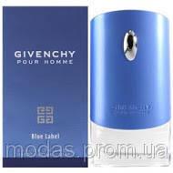 Givenchy Pour Homme Blue Label (Живанши Пур Хом Блу Лейбл) EDT 100 ml