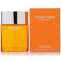 Clinique Happy For Men (Хеппи Фо Мен) EDT 100 ml