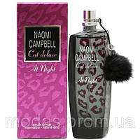 Naomi Campbell Cat Deluxe At Night (Наоми Кэмпбелл Кэт Делюкс найт) EDT 75 ml