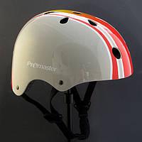 Каска шлем велосипедный Promaster (цветн) M 54-56