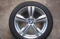 """Комплект оригинальных 19"""" дисков с зимней резиной на BMW Х5 F15 стиль 467///М"""