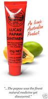 Лечебный бальзам для губ и кожи Lucas Papaw Ointment 25g из плодов папайи