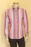 Мужская рубашка 12-15 0402-5173