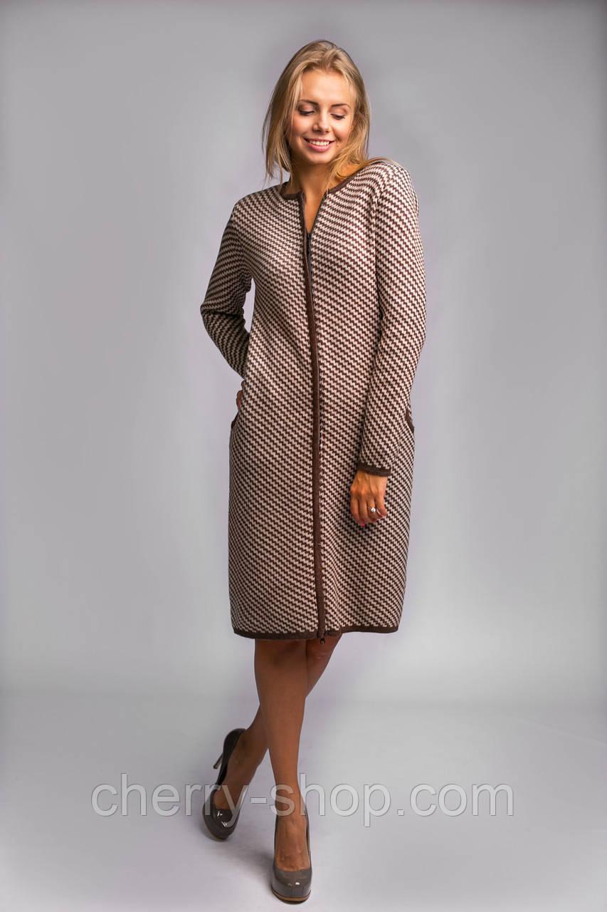 Вязание кардиганов пальто туник