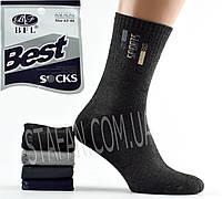 Махровые мужские носки оптом BFL A 164 Z. В упаковке 12 пар, фото 1