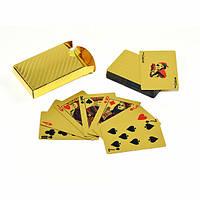 Карты игральные Золото Классика