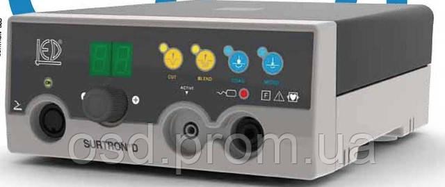 ЭХВЧ Радиочастотный электрохирургический аппарат SURTRON 50D (LED)