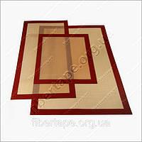 Силиконовый коврик для выпечки недорого 290x365 мм.