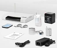 Комплект безпроводной GSM сигнализации Страж EVOLUTION KIT