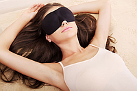 Объемная 3D маска для сна на глаза