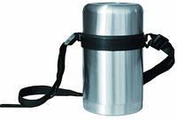 Пищевой термос Con Brio 0,6 л с переносным ремешком