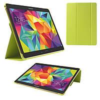 Чехол Slim Tri-fold Leather Samsung Galaxy Tab S 10.5 T800 зеленый