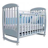 Детская кроватка Верес Соня ЛД1 морская лазурь