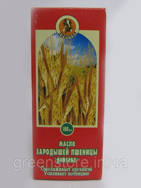 Масло из пшеницы для потенции