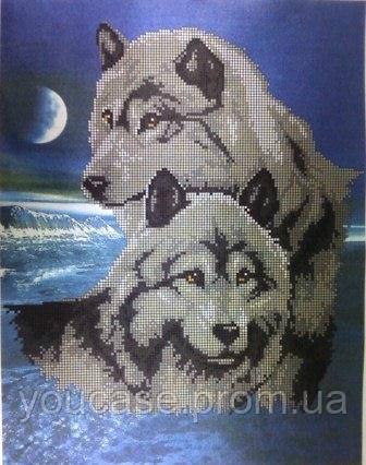 Волки. Арт. СКВ-2 Схема для