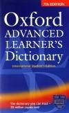 Oxford Advanced Learner`s Dictionary 7th ed. + CD