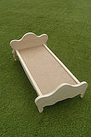Кукольная мебель Кровать