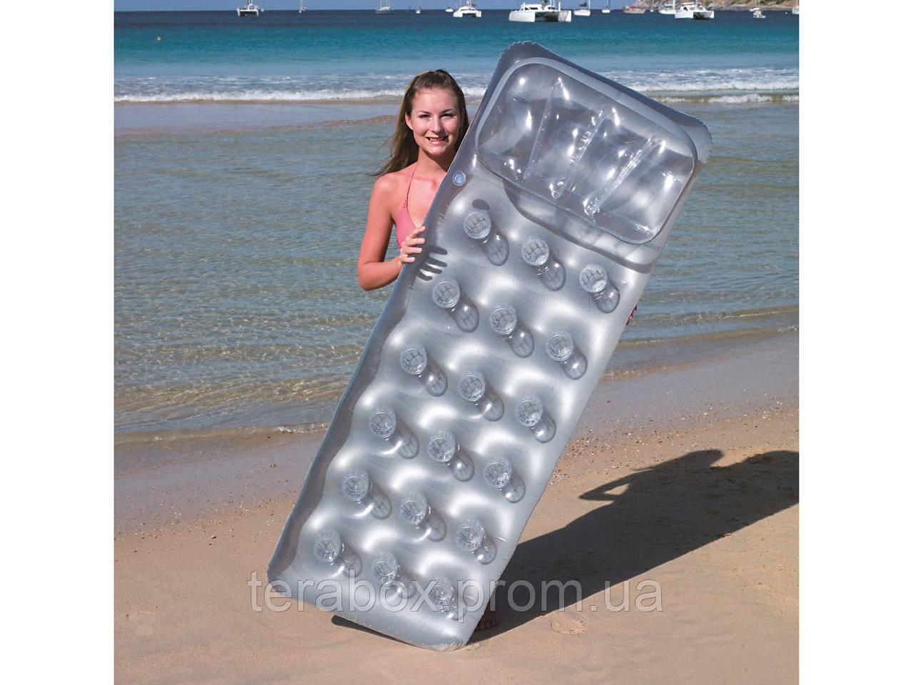 Надувной матрас для плавания  магазине