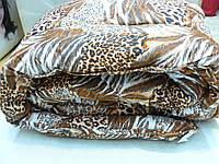 """Одеяло """"Комфорт"""", двуспальное евро, шерсть овечья/синтетическое волокно, теплое"""