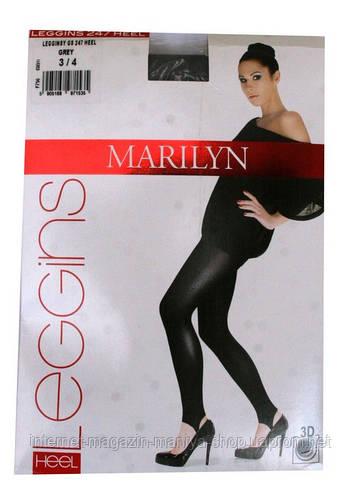Marilyn леггинсы 247 Heel 100 DEN