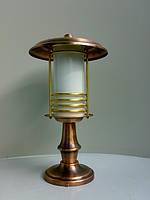 Фонарик (светильник) медный