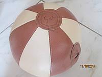 Медбол 5 кг. кожа (набивной)