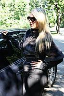 Куртка из искусственного меха Норка Д2 0014