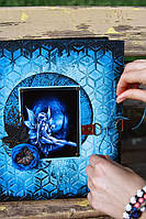 Альбом для фотографий в переносной коробке Эльфы и Феи 2